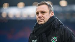 André Breitenreiter bekommt Rückendeckung von der Klubführung