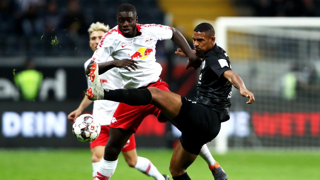 Eintracht Frankfurt Bei Rb Leipzig Bundesliga Im Live Ticker Tv