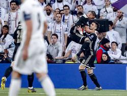 Ajax Amsterdam ließ Titelverteidiger Real Madrid keine Chance
