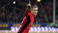 Nils Petersen vom SC Freiburg träumt nicht mehr von BVB, Gladbach oder FC Bayern