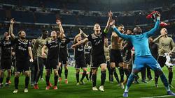 Ajax will in der Champions League jetzt auch Juventus und Cristiano Ronaldo stoppen