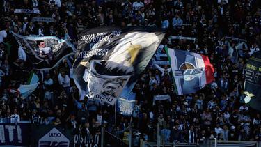 Die rechtsradikalen Fans von Lazio Rom sorgen immer wieder für Skandale
