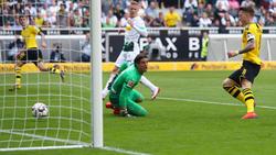 Marco Reus traf für den BVB