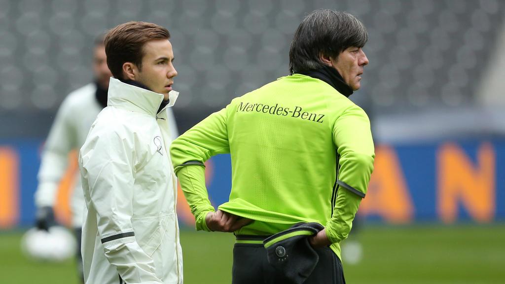 Mario Götze wurde seit November 2017 nicht mehr von Joachim Löw zur Nationalmannschaft eingeladen