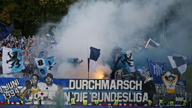 Pyrotechnik: 1860 München wird zur Kasse gebeten