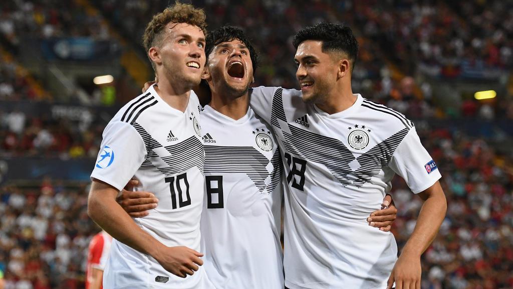 Die deutsche U21 steht bei der WM im Schaufenster