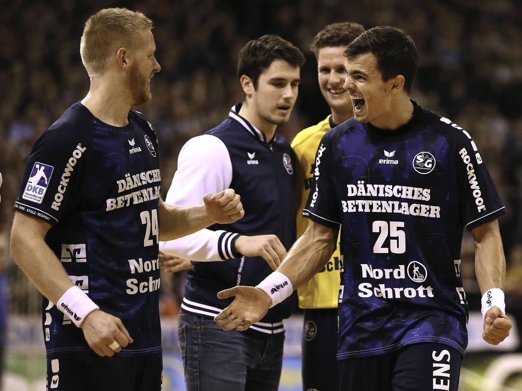 Flensburg gewinnt in der Champions League