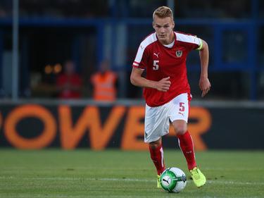 Philipp Lienhart steht wieder im Training
