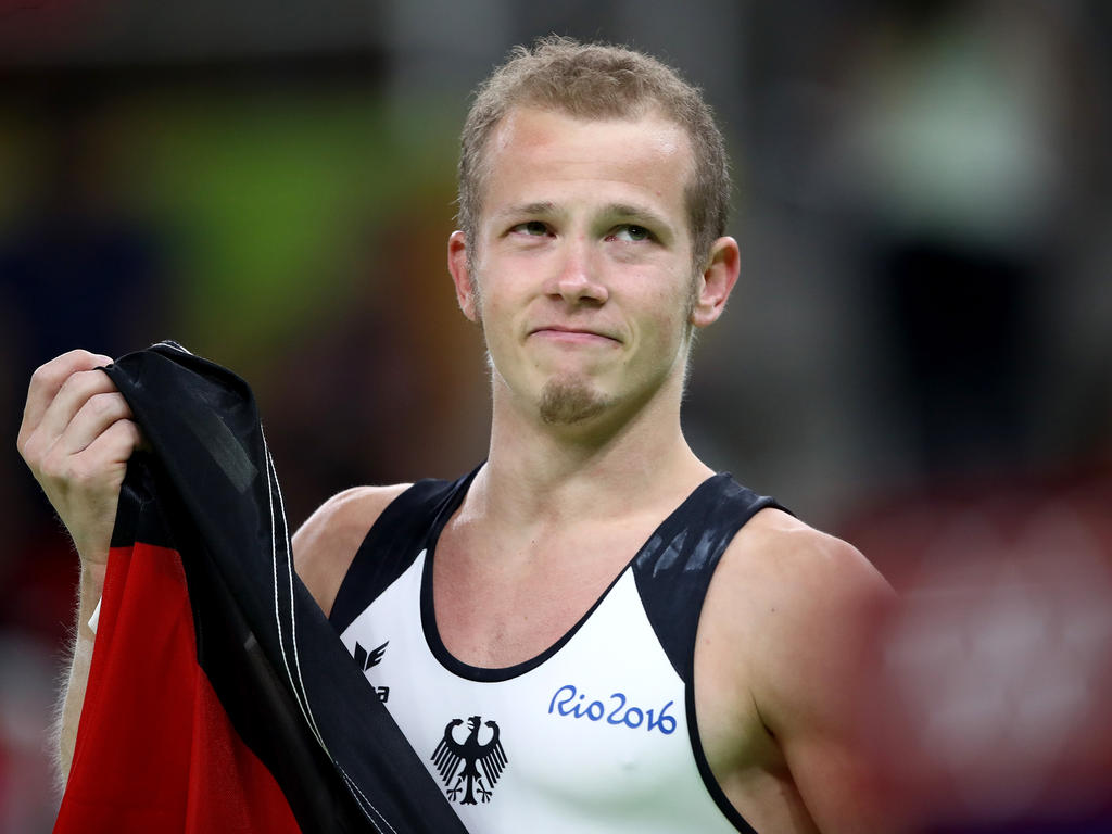 Fabian Hambüchen beendete seine Karrier