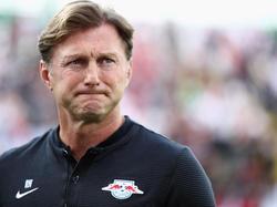 RB Leipzig hatte Probleme bei der Kadernominierung für die Champions League