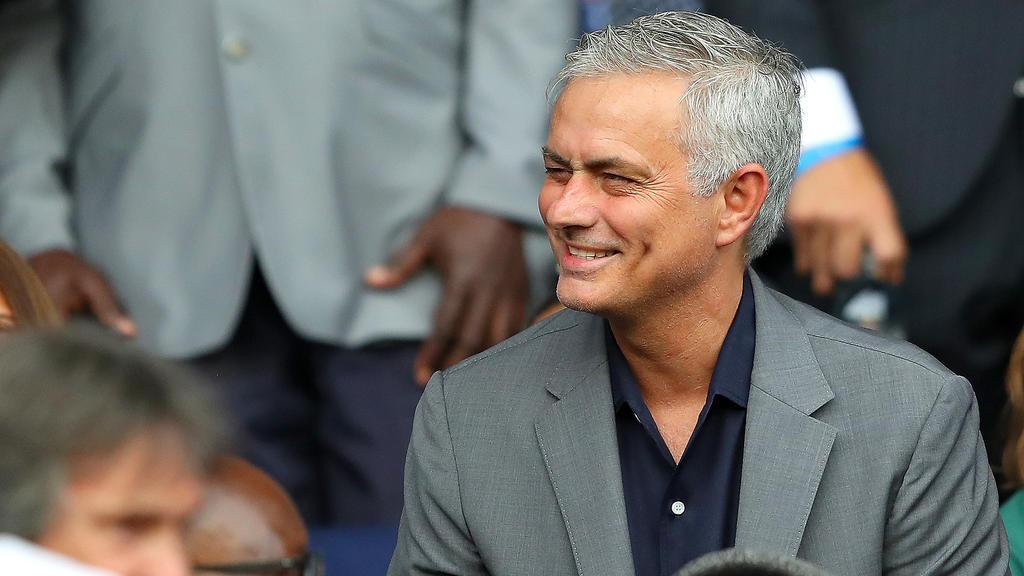 José Mourinho greift mit den Spurs neu an