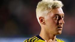 Mesut Özil brachte sich vor Angreifern in Sicherheit
