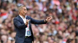 Sylvinho abandona la disciplina del conjunto de Lyon.
