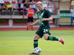 Xaver Schlager steht vor einem vorzeitigen Comeback bei Wolfsburg