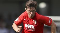 Michael Gregoritsch will den FC Augsburg so schnell wie möglich verlassen