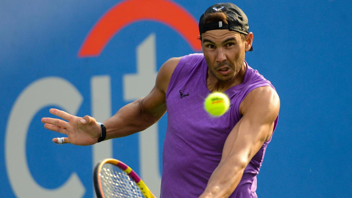 Muss sich weiter in Geduld üben: Rafael Nadal