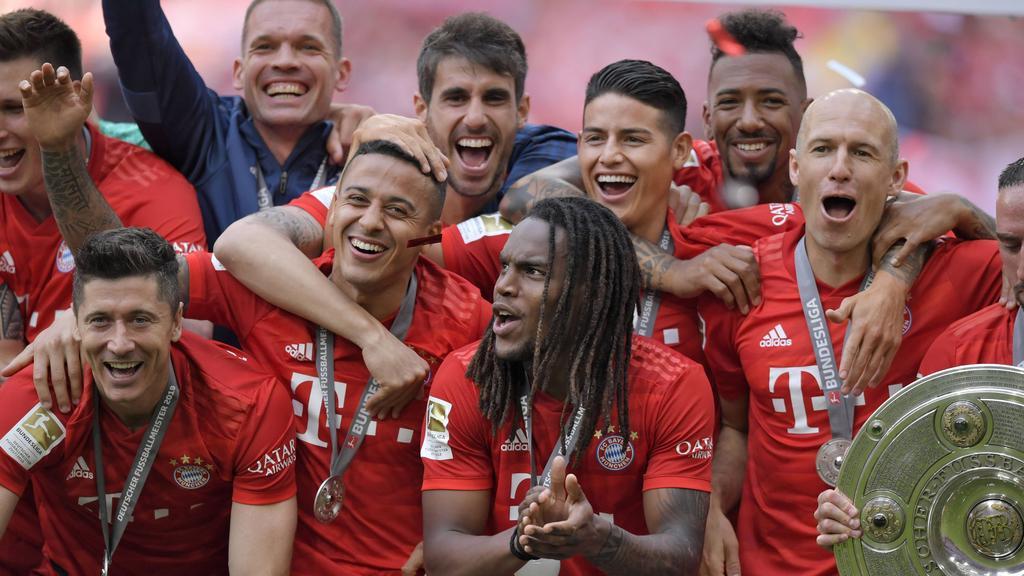 James Rodríguez könnte zu PSG wechseln