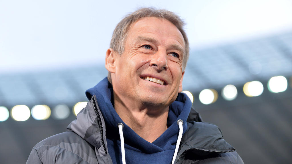 Jürgen Klinsmann würde sich über Neuzugänge freuen