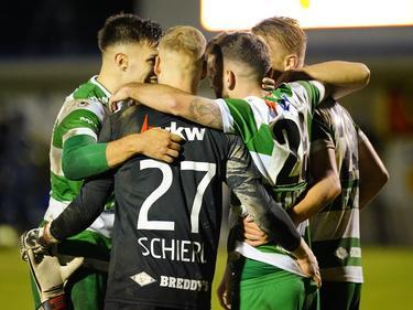 Austria Lustenau steht im Cup-Halbfinale