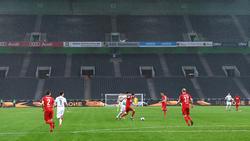 Das Rhein-Derby war das erste Geisterspiel der Bundesliga-Geschichte