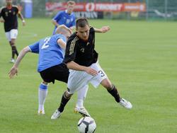 Deutschland mit erwartetem 3:0 gegen Estland