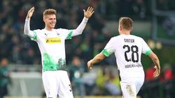 In Gladbach zusammen erfolgreich: Nico Elvedi und Matthias Ginter