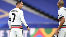 Ronaldo ist positiv auf das Corona-Virus getestet worden