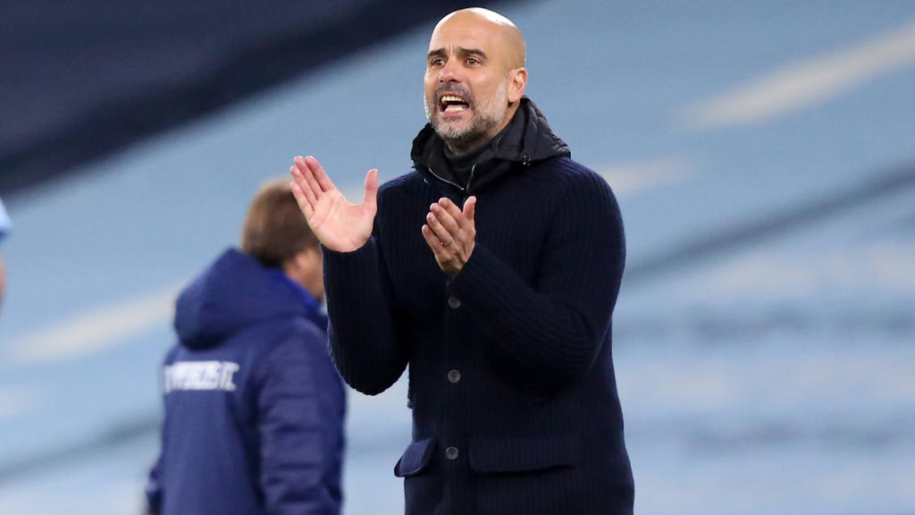 Pep Guardiola kehrte dem FC Bayern 2016 den Rücken