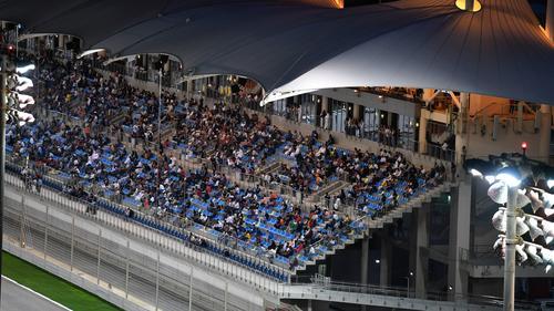 Formel-1-Auftakt in Bahrain wohl mit Zuschauern