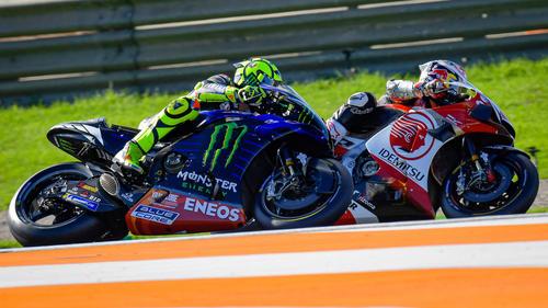 Die MotoGP 2021 startet am 28. März