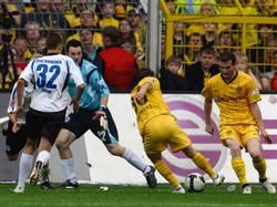Dortmund versenkt Bielefeld