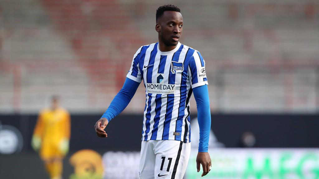 Dodi Lukebakio kann wieder für Hertha BSC auflaufen