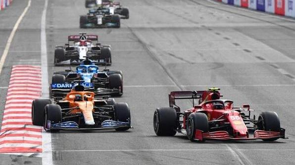 Alonso glaubt, dass Alpine zu Ferrari und McLaren bald wieder aufschließen wird