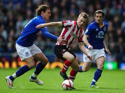 FA-Cup 2011/12: Kein Sieger zwischen Sunderland und Everton