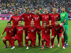 EM 2012: Portugals Startelf gegen Deutschland