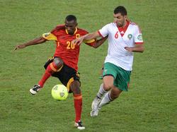 Afrika Cup 2013: Keine Tore zwischen Angola und Marokko
