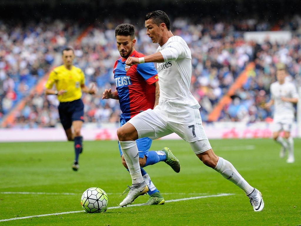 Ronaldo deja el club blanco con números de vértigo. (Foto: Getty)