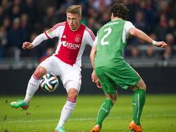 Ajax draaide van alle Nederlandse ploegen de meeste omzet in het vorige kalenderjaar.