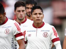 Raúl Ruidíaz blieb in der Copa Libertadores wirkungslos