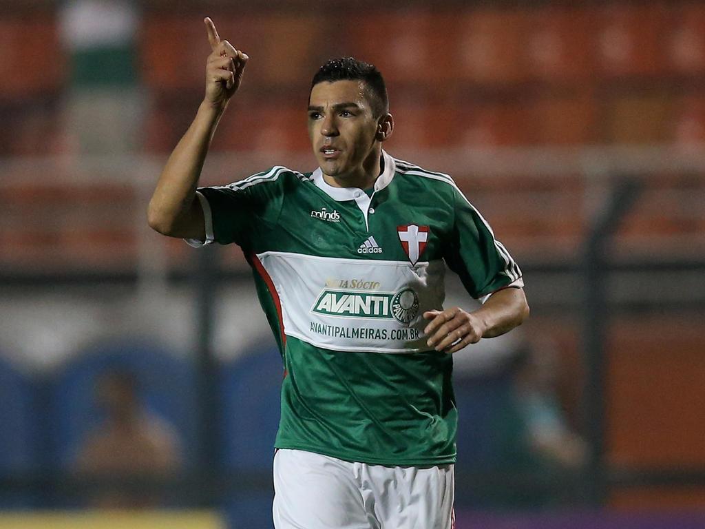 Lúcio war zuletzt für Palmeiras aktiv