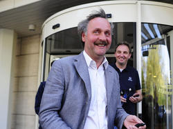Peter Neururer leitet das VDV-Proficamp als Trainer
