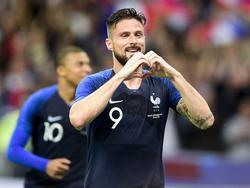 Olivier Giroud sueña con levantar la Copa del Mundo con Francia. (Foto: Getty)