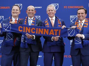 Cincinnati spielt ab der kommenden Saison in der MLS