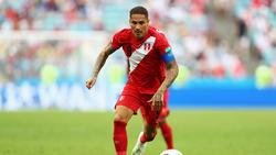 Nach Dopingsperre: Perus Nationalspieler Guerrero darf auch für seinen Klub spielen