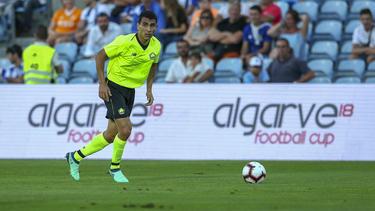 El defensa paraguayo jugará cedido en LaLiga. (Foto: Getty)