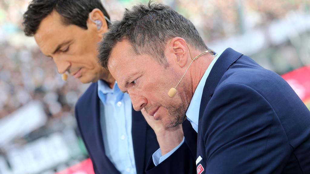 Lothar Matthäus hat Bundestrainer Joachim Löw kritisiert