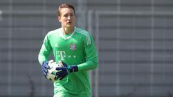 Ron-Thorben Hoffmann hat sich im Training verletzt