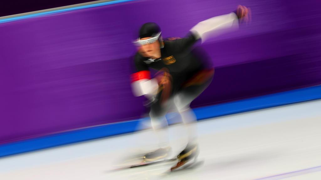 Eisschnelllauf Claudia Pechstein Verpasst Top 10 über 5000 M