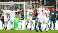 Der FC Augsburg ärgert den großen FC Bayern
