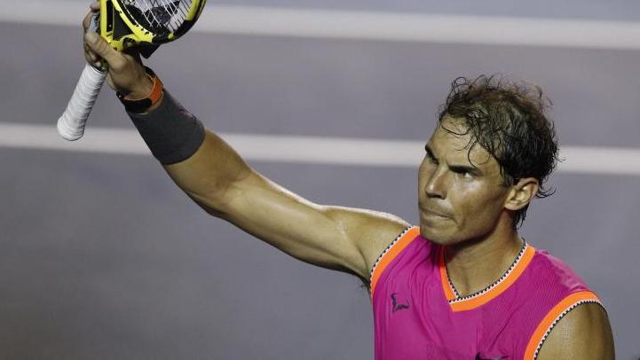 Rafael Nadal konnte verletzungsbedingt in Indian Wells nicht zur Halbfinal-Partie gegen Roger Federer antreten